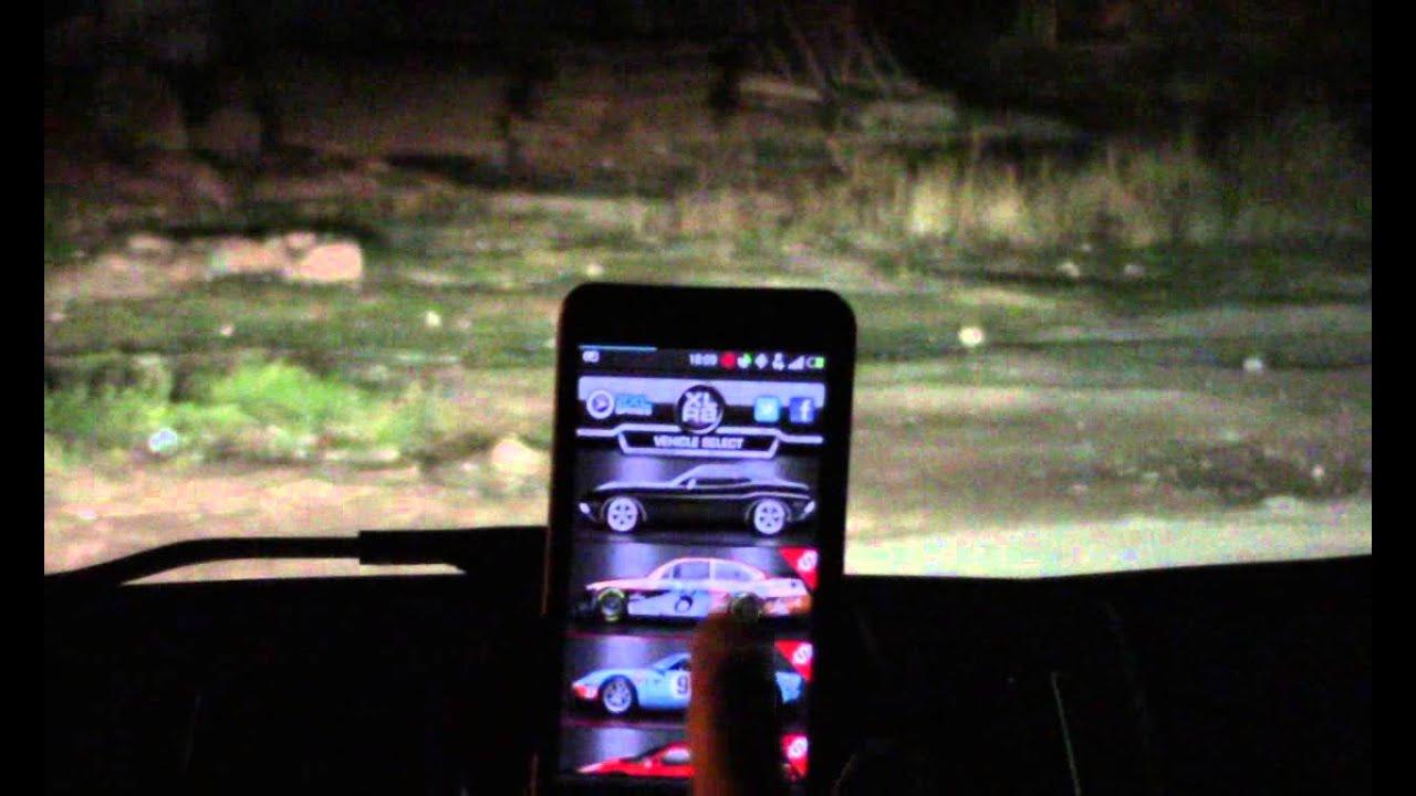 xlr8 car sound changer app amazing camaro gt40 nascar. Black Bedroom Furniture Sets. Home Design Ideas