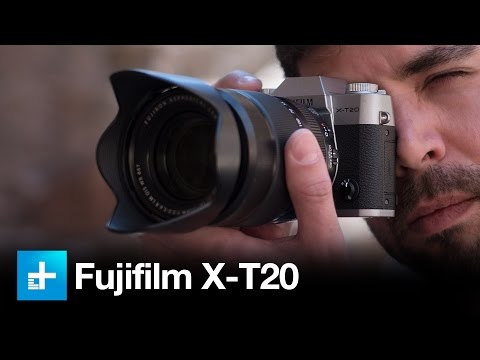 Fujifilm X-T20 Mirrorless Camera - Hands On Review