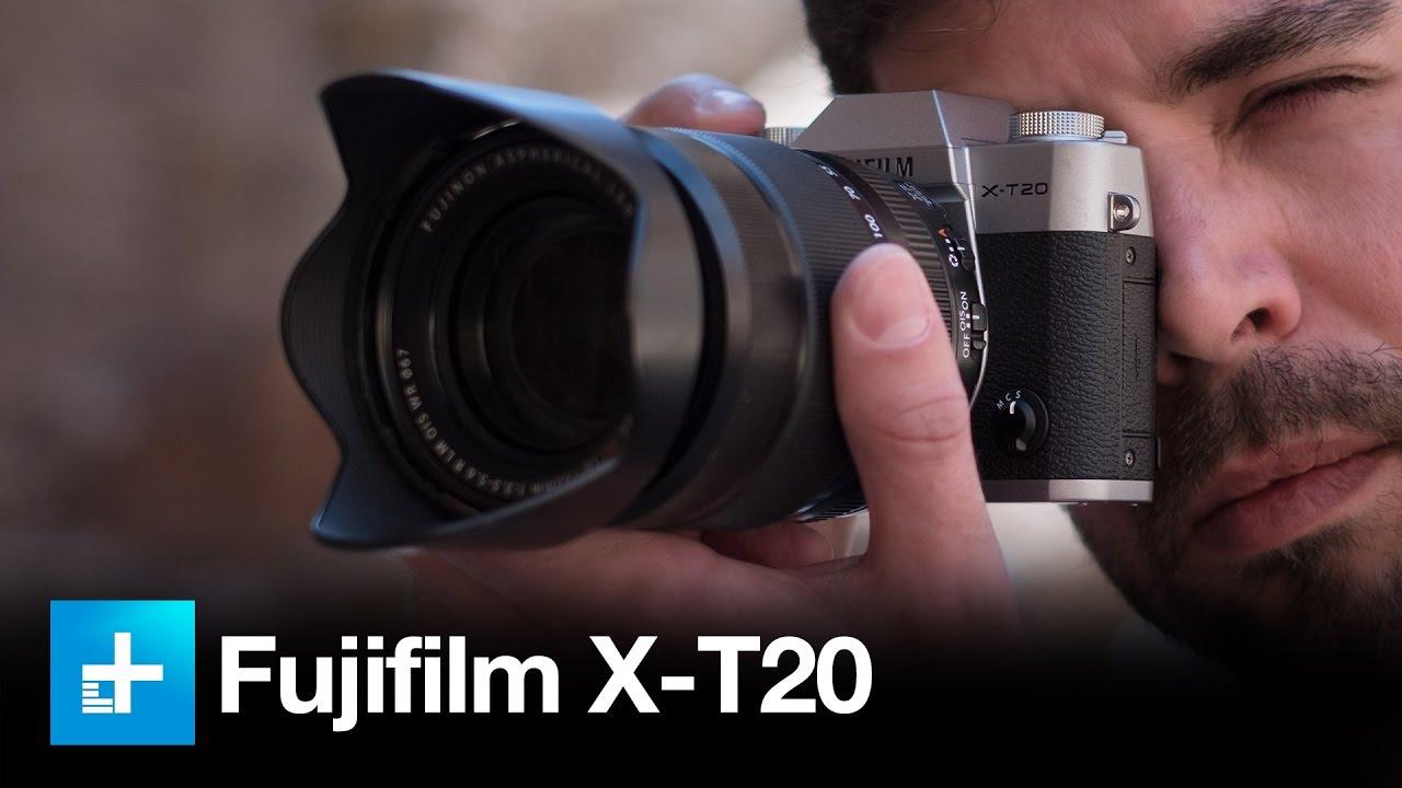Fujifilm X T20 Mirrorless Camera
