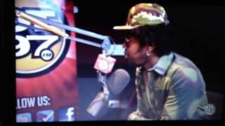 Rosenberg confronts Trinidad James about teeth