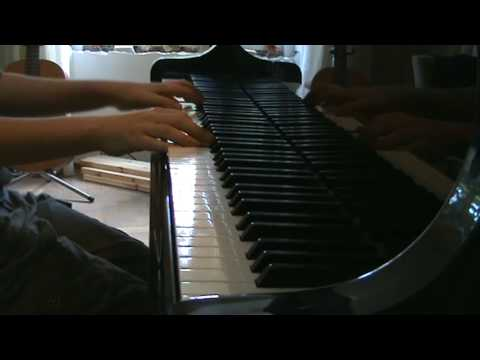 007 Theme - Goldfinger - Shirley Bassey Piano Arrangement