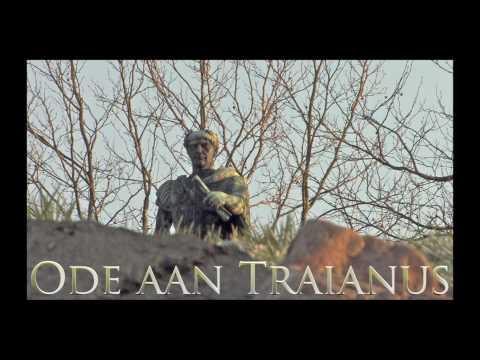Trajanusplein Nijmegen, Ode aan Traianus
