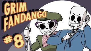 Stumpt Plays - Grim Fandango - #8 - Everybody Needs Something (PC 1080p Gameplay)