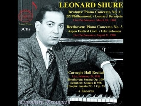 Artur Schnabel on the Almost Lost Art of Making Music as related by Leonard Shure