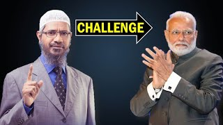 Let us have a dialogue me and Modi. Zakir Naik challenges Modi to debate on Hindutva | Azhar Sabri