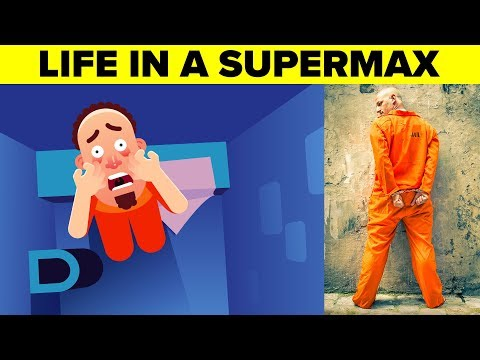 What Happens In The H Unit At Federal Supermax Prison?