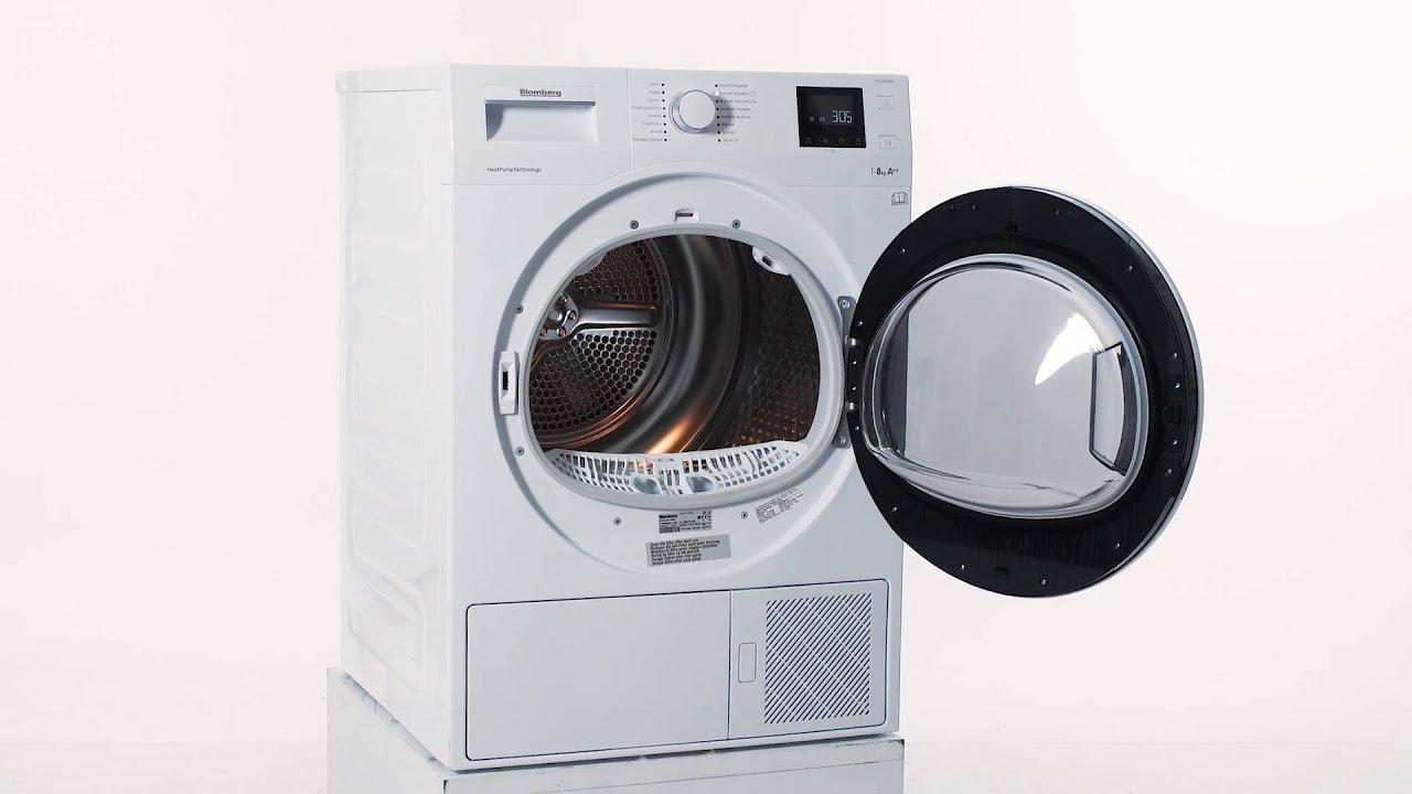 blomberg vaskemaskine test