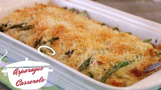 Creamy Asparagus Casserole in 30 Minutes