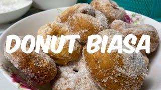 Resepi Donut yang menjadi