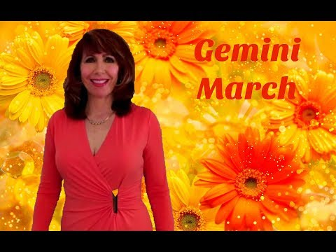 Gemini March Astrology DOORS OPEN Exciting Plans & Playmates