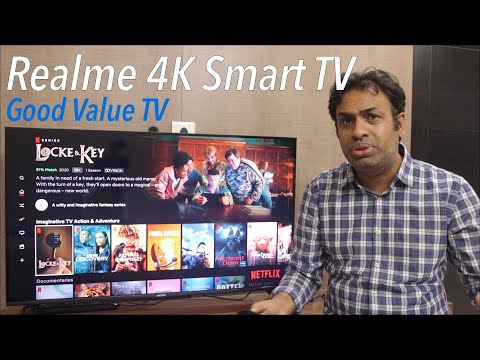 Realme Smart TV 4K Value TV Overview - Good Feature Packed