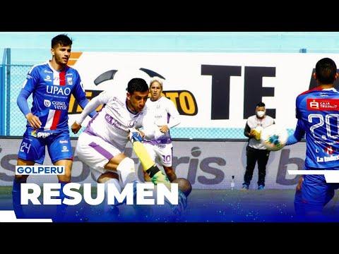 Carlos Mannucci Universitario de Deportes Goals And Highlights
