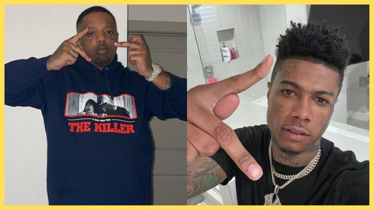 Download LA Gang War: Big Sad 1900 Beef With Blueface