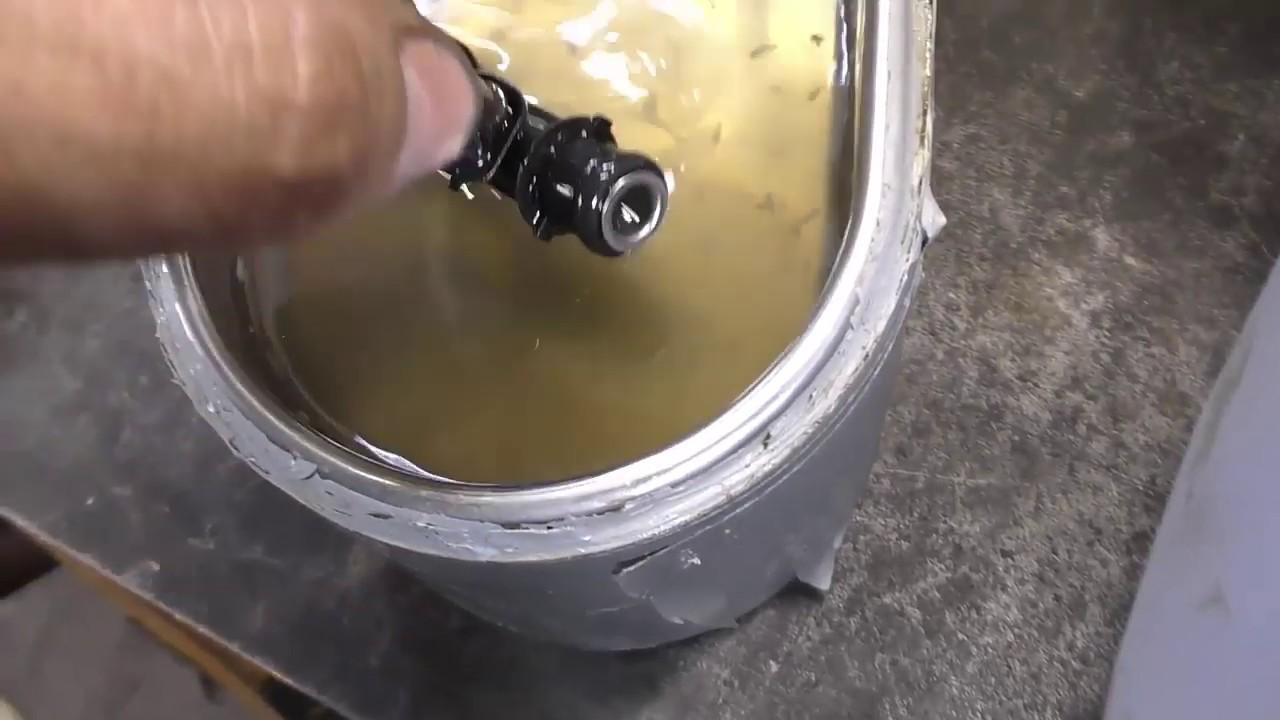 Какой способ чистки (мойки) форсунок самый эффективный (лучший