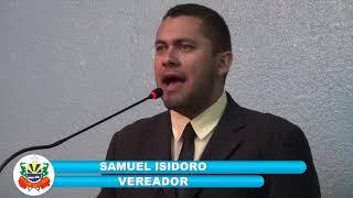 Samuel Isodoro Pronunciamento Sessão de Quixeré 06 Abril 2018