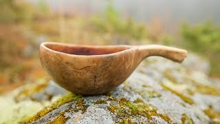 Carving a new Kuksa