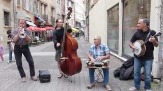 Wash board :Jean Maurer, avec Just swing