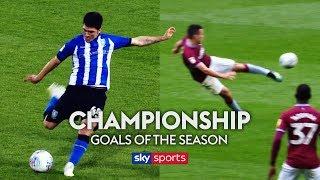 Championship Goals of the Season!