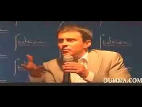 Valls   Je Suis Lié De Manière éternelle à Israel