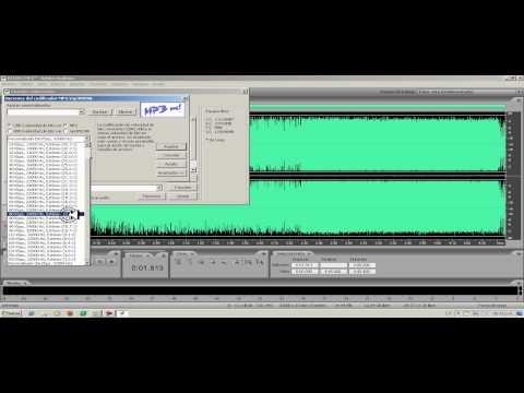 Grabar Y Masterizar En Adobe Audition 2.0