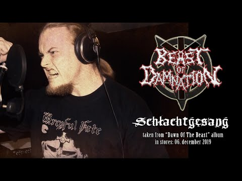BEAST OF DAMNATION - Schlachtgesang (full song)