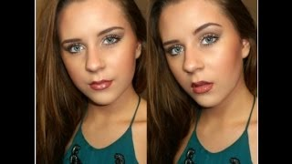 Get Ready With Me (Using the Naked 3 Palette) | Faobeauty Thumbnail