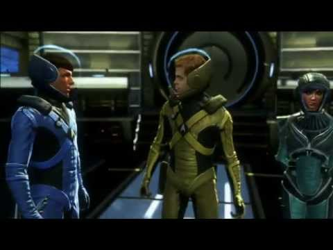 STARTREK XBOX360 GAMEPLAY WITH SPOKE