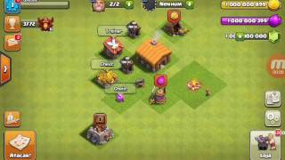 Clash of Clans infinito mt foda.