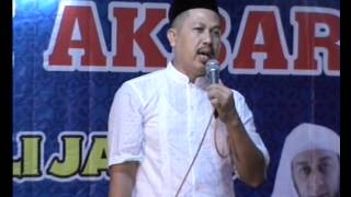Tabligh Akbar Bersama Syeikh Ali Jaber (Sambutan Panitia Pelaksana)