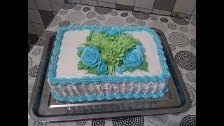 Торт на День Рождения.Мужу на день рождения.торт на юбилей