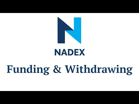 How to Fund & Withdraw from Your Nadex Account