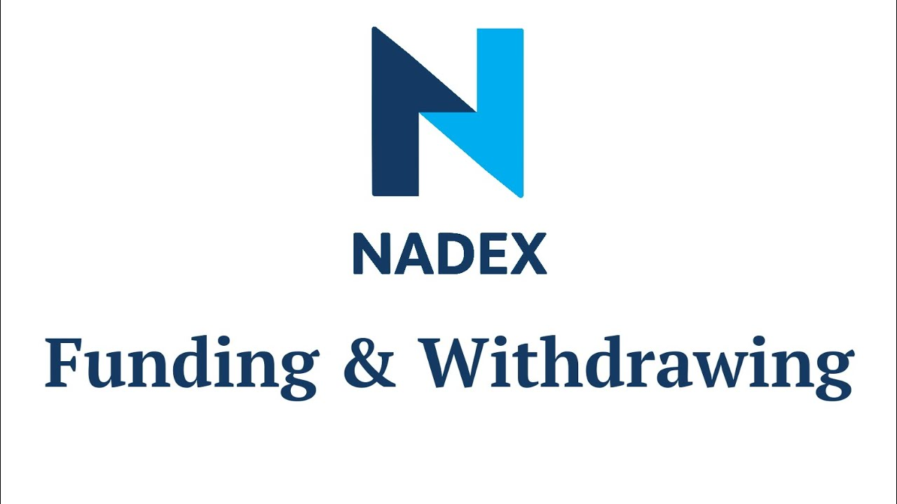 Depositing and Withdrawing Funds | Nadex