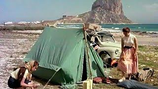 La Costa Blanca en 1958 - Alicante, Calpe, Benidorm, Oliva, Peñón de Ifach, Guadalest, Elche España