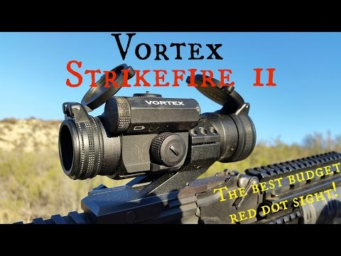 Vortex Strikefire 2 review