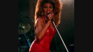 Tina Turner On Silent Wings