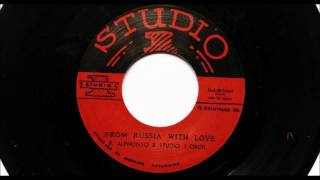 Roland Alphonso - From Russia With Love