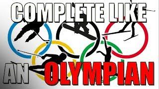 OLYMPIAN MENTAL TOUGHNESS | PYEONCHANG 2018 | OLYMPICS
