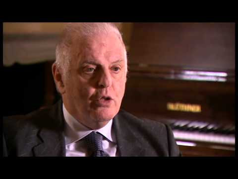 Maestro Daniel Barenboim on Israel, Gaza and music - Newsnight