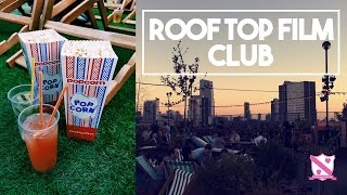 Meet my sister & Roof Top Film Club: Roof East - In The Kitchen With Kate