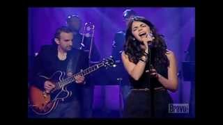 Nikki Yanofsky - God Bless The Child Live in HD Bravo concert