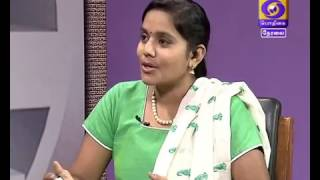 DD Pothigai TV by P Ravi  - Regional Director of NIOS Chennai