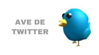 Wie mit dem Twitter-Vogel in Roblox🐦