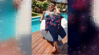Naty Ferreira - Most Beautiful Curvy Women - Plus Size Dresses For Women - Curvy Girl Outfit Ideas