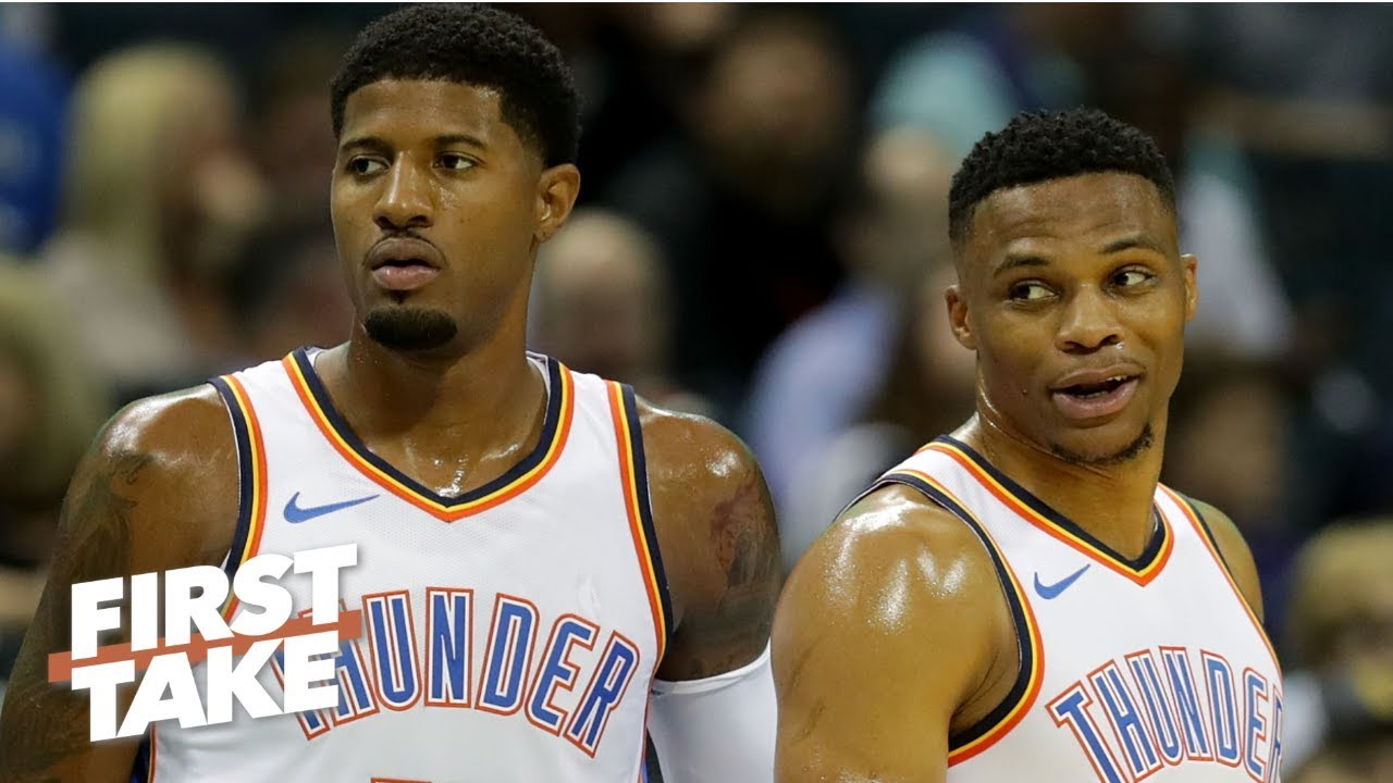 Is Paul George or Russell Westbrook more valuable to the Thunder? | First Take