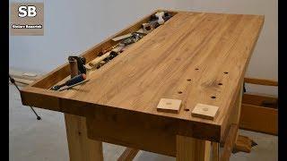 #31 Strugnica stolarska (Cz.2)- zakończenie prac, podsumowanie/ Workbench part 2