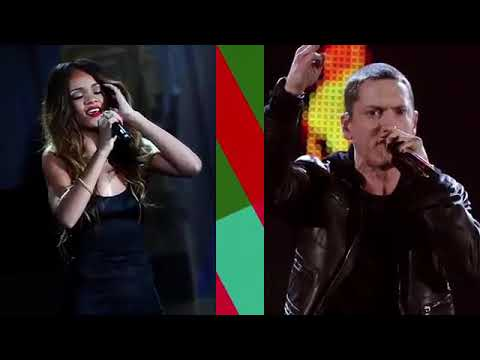 Rihanna And Eminem Tour Dates, Chris Martin On The Voice And Avicii Is Selling Condoms