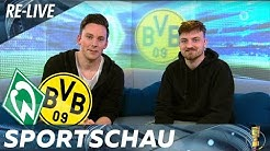 DFB-Pokal: Werder Bremen - Borussia Dortmund mit Manu Thiele und ViscaBarca | Sportschau