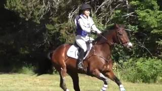 Madison Packard, Aspen Farms Horse Trials; June, 2016
