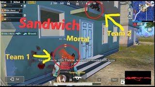 Sandwich Situation   SOUL 々 Mortal   SOUŁ々Aman   PUBG MOBILE