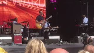 Nick Heyward - Favourite Shirts (Boy meets girl) Let's Rock Wales 2019 (short clip)